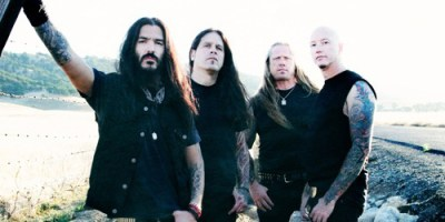 Metal band Machine Head