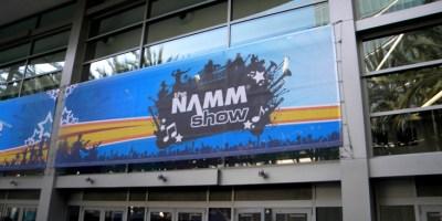 NAMM Banner