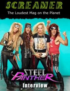 Screamer Magazine December 2011