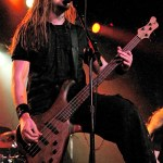 Insomnium  Live  Photos By - Steve Trager007