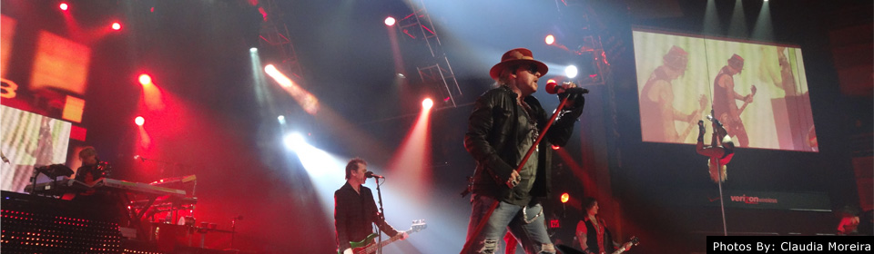 Guns N' Roses Title