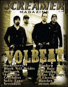 Screamer Magazine April 2013