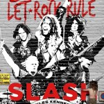 Aerosmith - Let Rock Rule poster