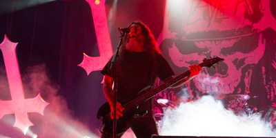 Conjuring Evil – Slayer, Suicidal Tendencies & Exodus LIVE at The Forum