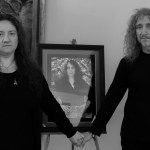 The Ronnie James Dio Memorial event at Forest Lawn Cemetery
