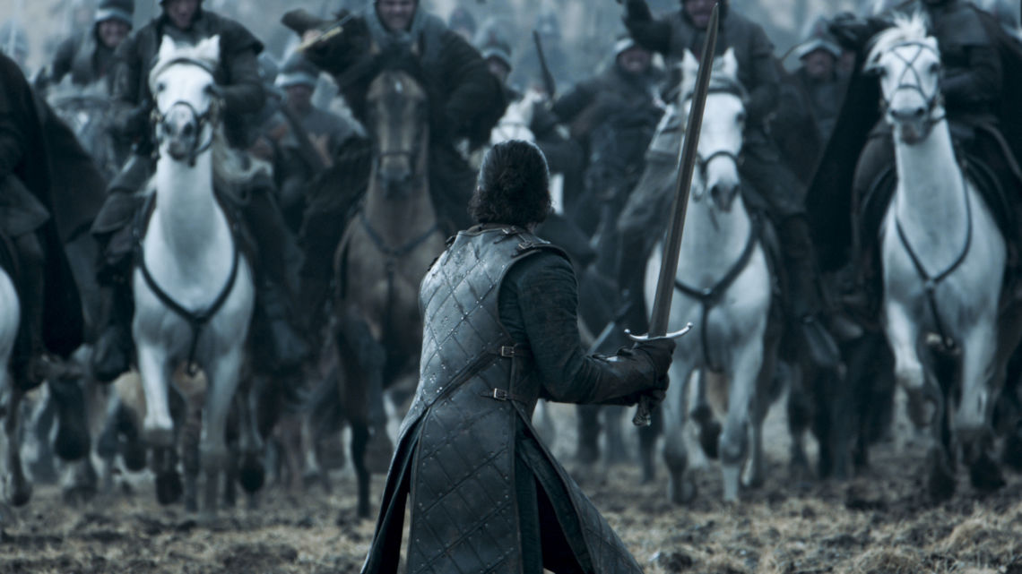 """GAME OF THRONES: """"Battle of the Bastards"""""""
