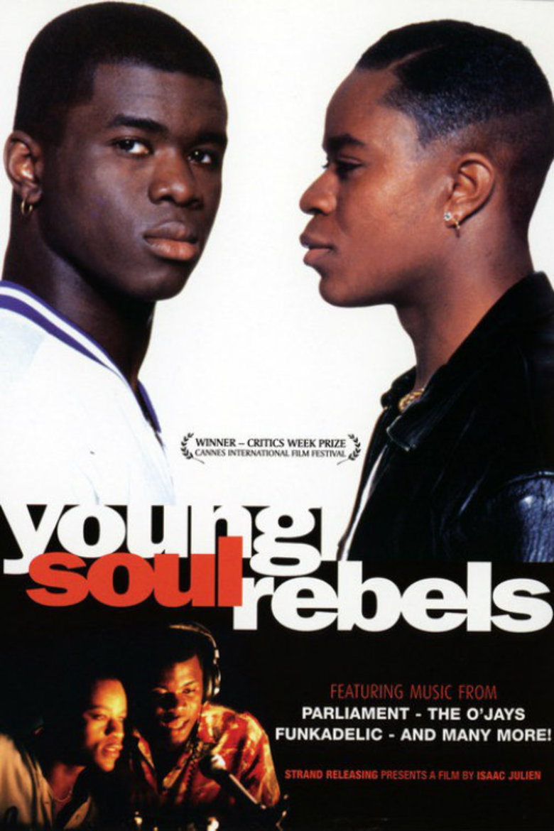 Young Soul Rebels Gaze 2017