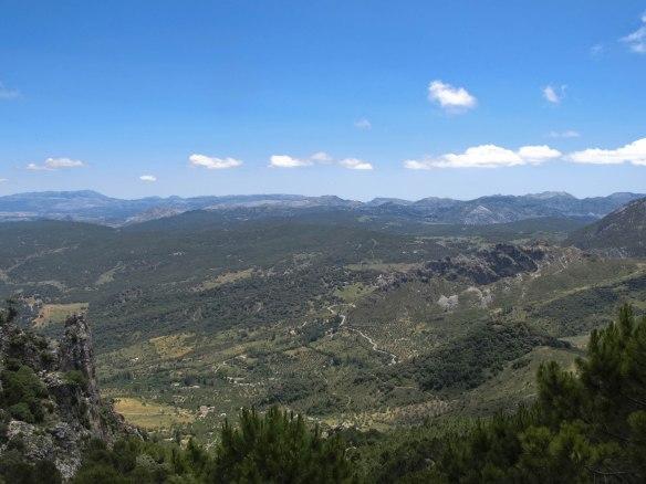 Cadiz, sierra, Sierra de Grazalema