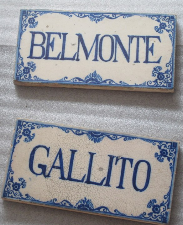 The kilns in Ceramic Santa Ana's factory were named after famous bullfighters who hailed from Triana.