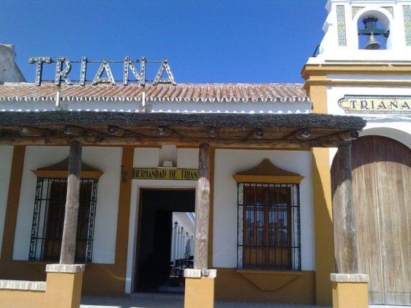 Triana, El Rocio