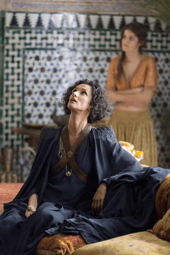 Ellaria Arena, played by Indira Varma.