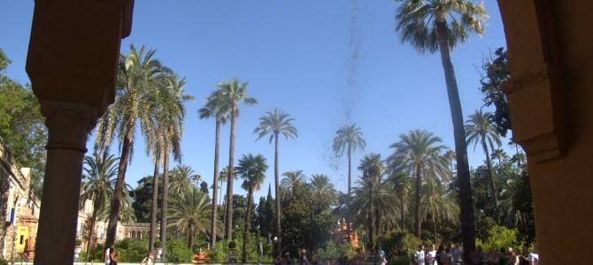 Game of Thrones Season 5: the Water Gardens of Dorne, aka the Alcazar of Seville