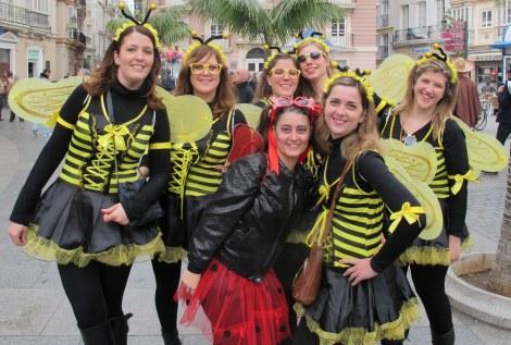 Carnaval, Cadiz, Carnaval de Cadiz, family