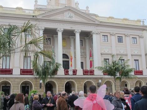 Teatro de Falla, Cadiz, Carnaval, Carnaval de Cadiz