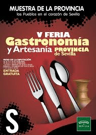 The annual Seville Province Gastronomy and Handicrafts Fair.