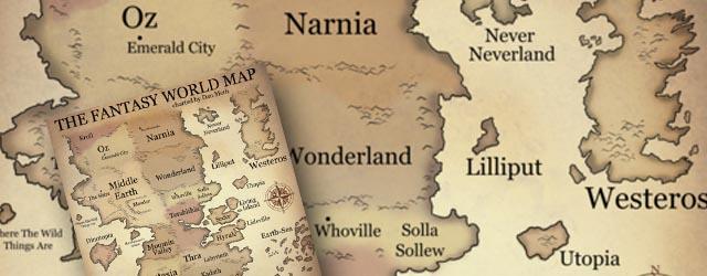 fantasymap