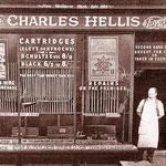 Charles Hellis, Armurier à Londres
