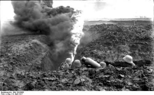 Flammenwerfer 500x310 [Appel de Cthulhu] La Mort Brûlante   Les lance flammes
