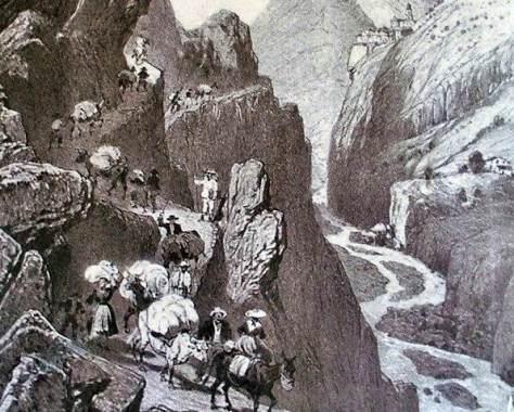 Nice--Histoire-Route Du Sel