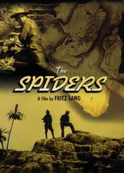 Affiche Die Spinnen