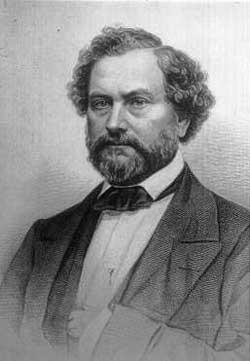 Samuel Colt (19 juillet 1814 - 10 janvier 1862)