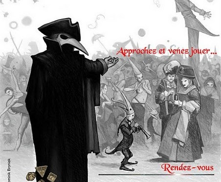 Club Ramonvillois de Jeu de Rôle