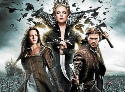 Blanche Neige et le chasseur le film vaut il la bande annonce reference 500x370 Blanche Neige et le Chasseur, enfin un film qui déchire !