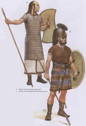 hittit11 500x730 [RuneQuest] Inspirations pour la culture Orlanthi