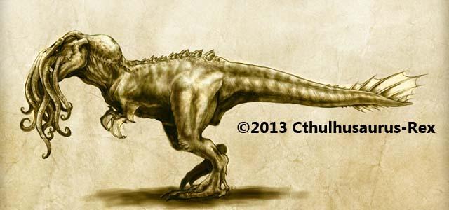 cthulhusaurus