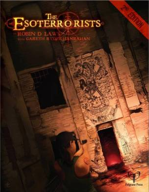 Esoterrorists The EsoTerrorists de Robin D Laws 2nde Edition en pdf