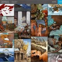 Vivien Gros : Illustrateur Heroic Fantasy et Fantastique