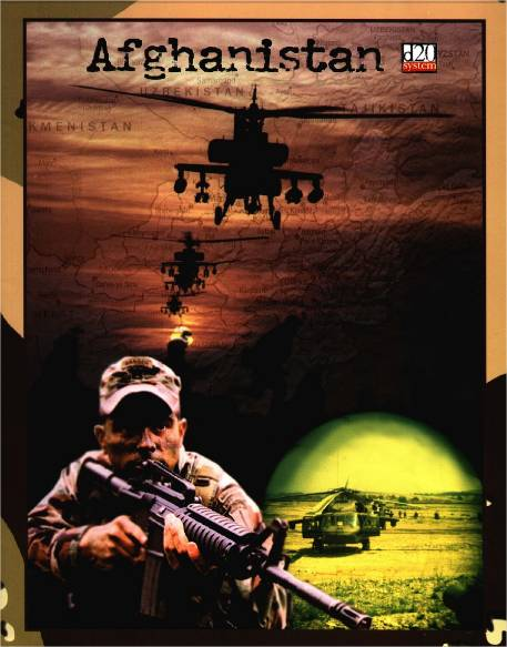 d20 - Afghanistan Modern Military Adventures
