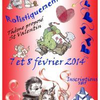 Rôlistiquement Vôtre 3ème édition du 7/8 février 2015