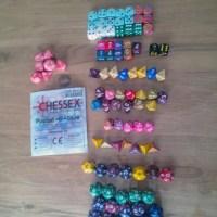 Le Pound-O-Dice de Chessex pour les amateurs de dés !