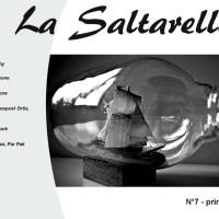 """Téléchargez la Saltarelle 7 """"Errance & Claustrophobie"""""""