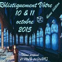 Weekend jeu de rôle « Rôlistiquement Vôtre » à Olivet