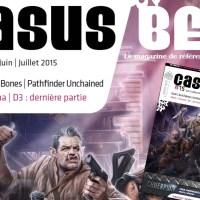 Casus Belli numéro 15 - Juin - Juillet 2015