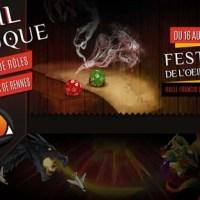 Festival de l'Œil Glauque à Rennes