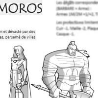 Téléchargez et jouez à Oxymoros jeu de rôle en moins de 250 mots