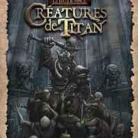 Créatures de Titan - Défis fantastiques - Le Jeu de rôle