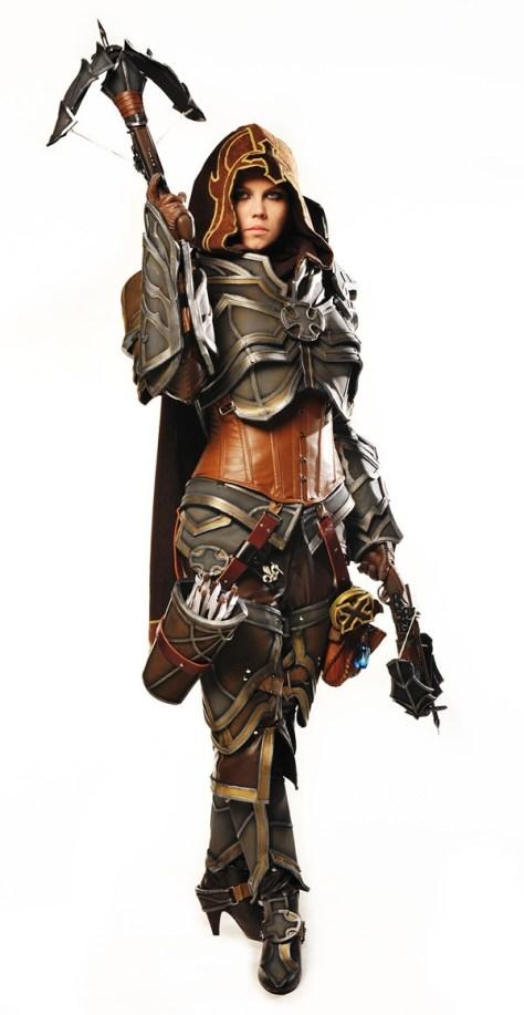 Demon Hunter par FirstKeeper