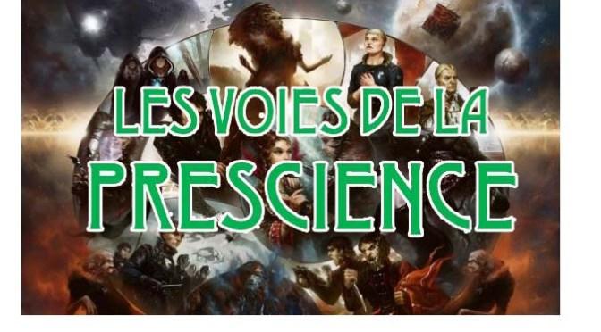 Les Voies de la Prescience – supplément pour IMPERIUM