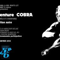 Space Adventure COBRA de retour avec les règles de l'Open D6