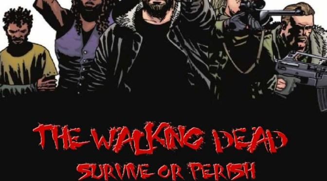 Téléchargez The Walking Dead: Survive or Perish – jeu de rôle