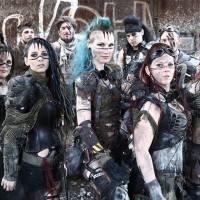 Personnages d'inspiration post-apocalyptique
