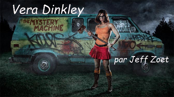 [Pulp Mystery Machine] Vera Dinkley