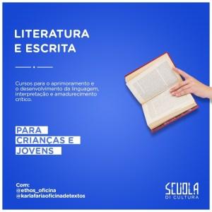 Oficinas de Leitura e Produção Textual