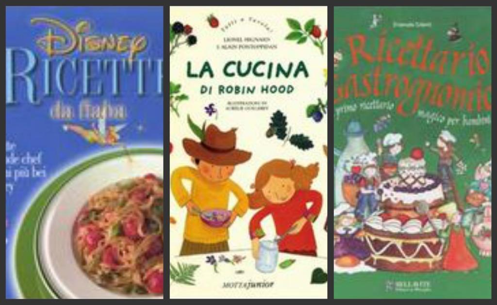 Libri di cucina per bambini - Libri di cucina professionali gratis ...