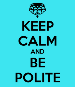 Image result for polite