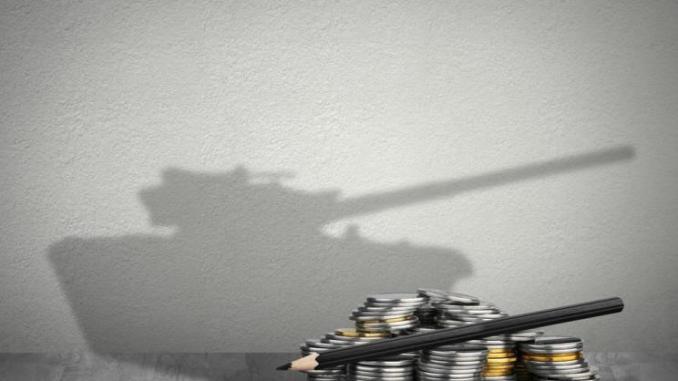 الانفاق العسكري
